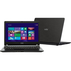 Notebook Cce U25 /2g/hd 320/dvdrw/i-fi Case Brinde