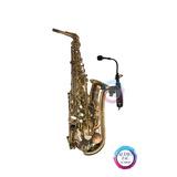 Micrófono Inalámbrico Trompeta Acordeon Violin Saxofon Y Mas