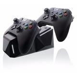 Estacion De Carga Nyko Xbox One 2 Controles Incluye Baterias