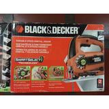 Sierra Caladora Black & Decker (js660)