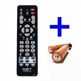 Controle Remoto Net Digital Hd Original +2x Pilhas Grátis