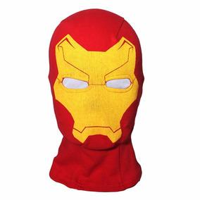 Mascara Homem De Ferro Cosplay Fantasia Iron Man Marvel Hero