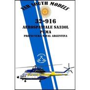 Far South Models 1/32 32-916 Aerospatiale Sa330l Puma