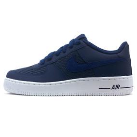 Zapatillas Nike Air Force 1 Lv8 Azul Niño