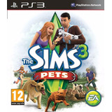 The Sims 3 Pets - Ps3 Juegos Ps3 Delivery
