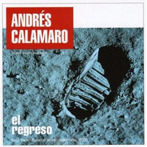 El Regreso Andres Calamaro Vinilo Lp Doble Incluye Cd