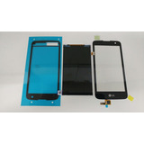 Display Lcd + Tela Touch Frontal Completa Lg K4 Lte K130 Kit