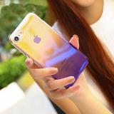 Capa Baseus Cor Gradiente Luxo P Celular Apple Iphone 7 4,7