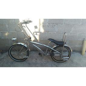 Bicicletas Chola Lowrider Cromada R20 Con Envio