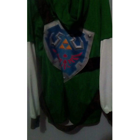Sudadera,tunica Link,the Legend Of Zelda