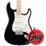 Guitarra Fender Usa 011-3002-706 Strato American Standar Blk