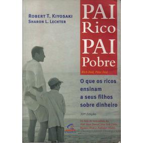 Pai Rico Pai Pobre Livro Digital Em Português