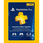 Playstation Plus 12 Meses Membresia Ps4 Ps3 Ps Vita Oferta!