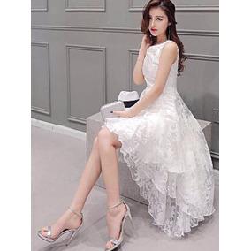 Vestido Noiva Casamento Civil Cartório Tipo Sereia