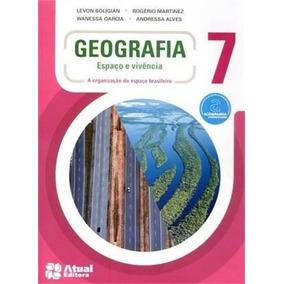 Geografia Espaço E Vivencia - 7º Ano - Ensino Fundamental Ii