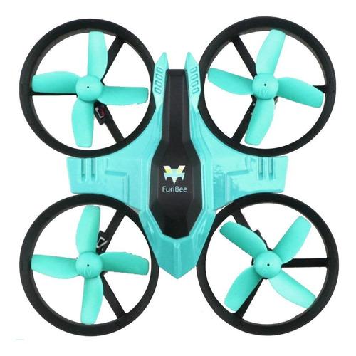 Drone FuriBee F36 cian
