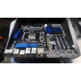 Board Asus Sabertooth X79. 8 Sockets Ddr3 Para 32 Gbs