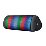 Speaker Trust Dixxo Delta Inalambrico Bluetooth Iluminacion