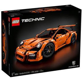 Lego Technic Porsche 42056 - 911 Gt3 Rs - Novo Lacrado