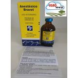Anestésico Local Para Dor Bravet 50ml Injetável Anestesia