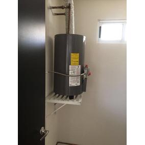 Boiler Nuevo Con Base Incluida Ahorradora De Gas