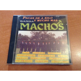 Banda Machos Pacas De A Kilo Cd Album
