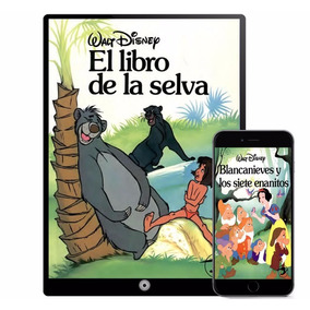 Cuentos Infantiles Disney Colección 40 Libros - Digi.tal