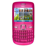Nokia C3 Smartphone Libre Qwerty Camara 2mp Wifi Radio Fm