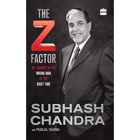 Libro The Z Factor: My Journey As The Wrong Man At The Rig