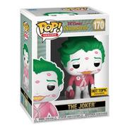 Funko Pop! Heroes Dc Bombshells - The Joker With Kisses #170