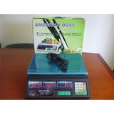 Balanza Electronica Digital Nueva American Boss 40kg