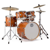 Bateria De 5 Piezas Color Wood Grain, Storm Mapex St5255-ic