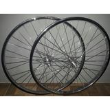 Oferta..par De Rines Para Bicicleta 26 Mtb.acero