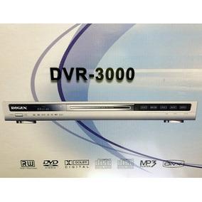 Gravador De Dvd De Mesa Digix Dvr3000 Novo Na Caixa!