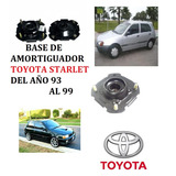 Base Amortiguador Toyota Starlet Delanteras Y Traseras