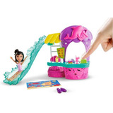 Mattel Polly Poket Cafe Splash