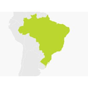mapa do brasil para gps tomtom xl