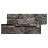 Slate Stone Negro 18x35 Piedras Naturales