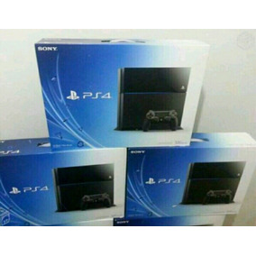 Ps4 Playstation 4 Modelo Americano Cuh 1115a 500gb Nf/