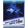 Blu-ray Fuga De Nova York - Dublado - John Carpenter