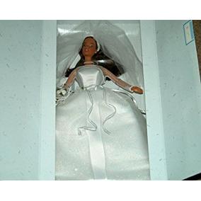 Juguete Blushing Bride Africian-american Barbie # Edition B