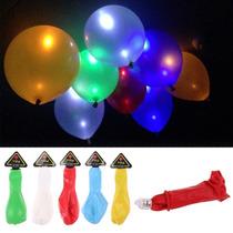 Globos Led Luminosos Para Bodas Fiestas Cumpleaños Ocasiones