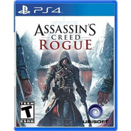 Assassins Creed Rogue - Ps4 Fisico Nuevo Y Sellado