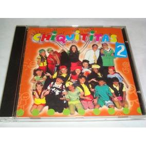 Cd Chiquititas Vol 2 Edição 1998 Sbt Perfeito Estado!