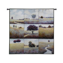Tapete De Pared Tranquil Fields , Natural