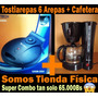 ¡combo! Tostiarepa Utech 6 Unidades + Cafetera #somostienda