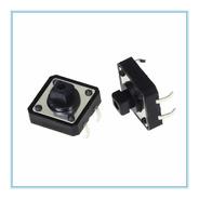 Lote De 3 Pulsador Switch Táctil Nabierto 12x12x7.3mm -pdiy-