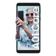 Celular Samsung Galaxy A01 Core Negro 16/1 Gb Techcel Gtia