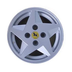 Jogo Roda Ferrari 348 Gol Passat Parati Chevette 147 Top Uno