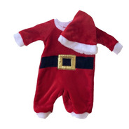 Mameluco Santa Claus Con Gorro